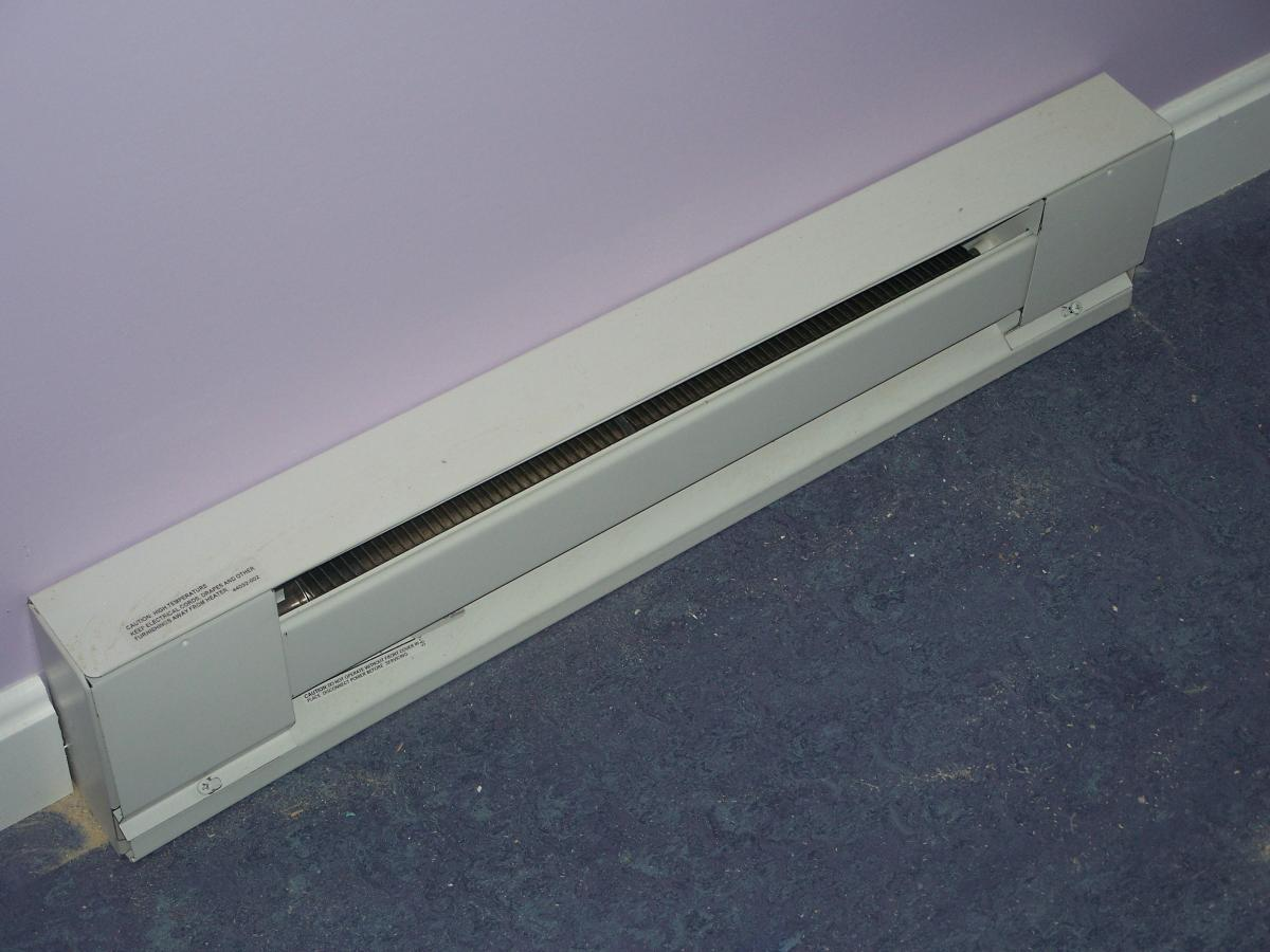 how to choose baseboard heaters
