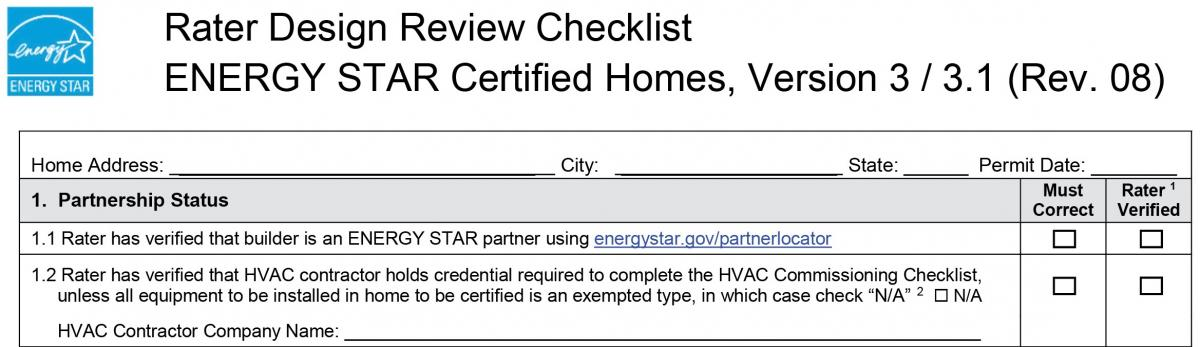Information Guide Describing Section 1 Requirements In Version 3.0/3.1 Rev.  08 ENERGY STAR