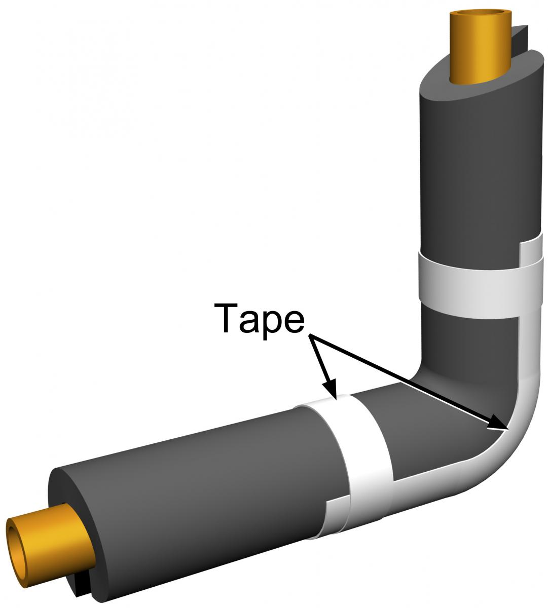 Tubular pipe insulation