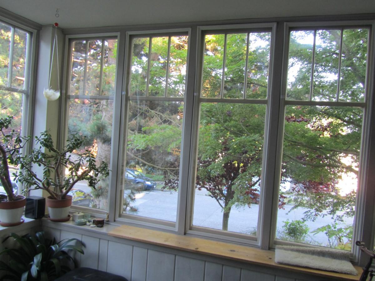 Removable interior storm windows building america for Interior windows
