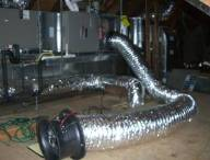 Total duct leakage testing