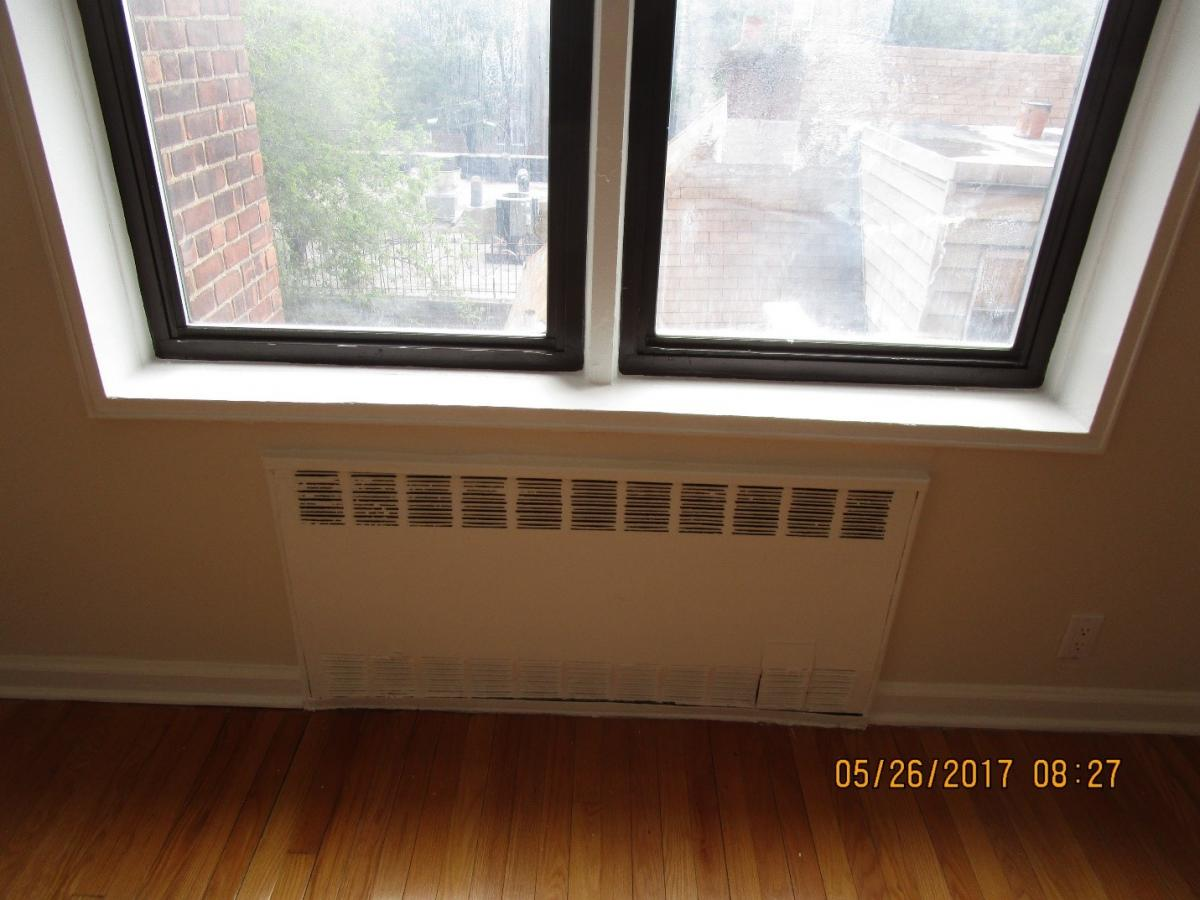 Some radiators are behind covers so the cover must be removed to identify the air vent