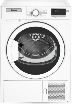 Figure 1. Condensing clothes dryers are ventless, easier to install, save energy, and they are gentler on clothes