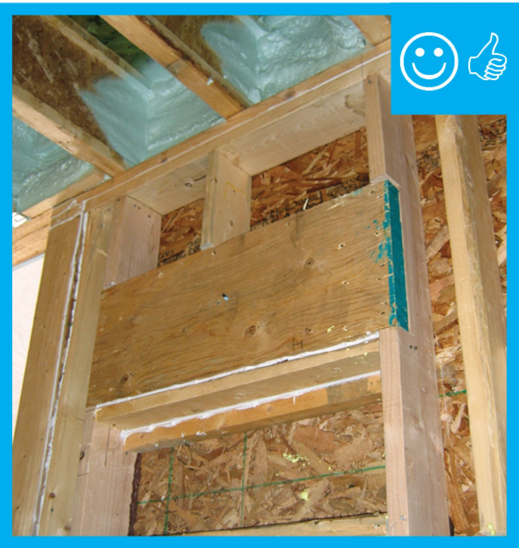 Advanced Framing Insulated Headers Building America
