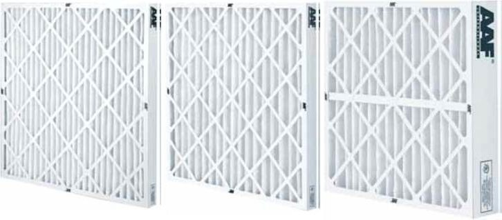 Furnace filter resistance varies by surface area; deeper pleats add surface area.
