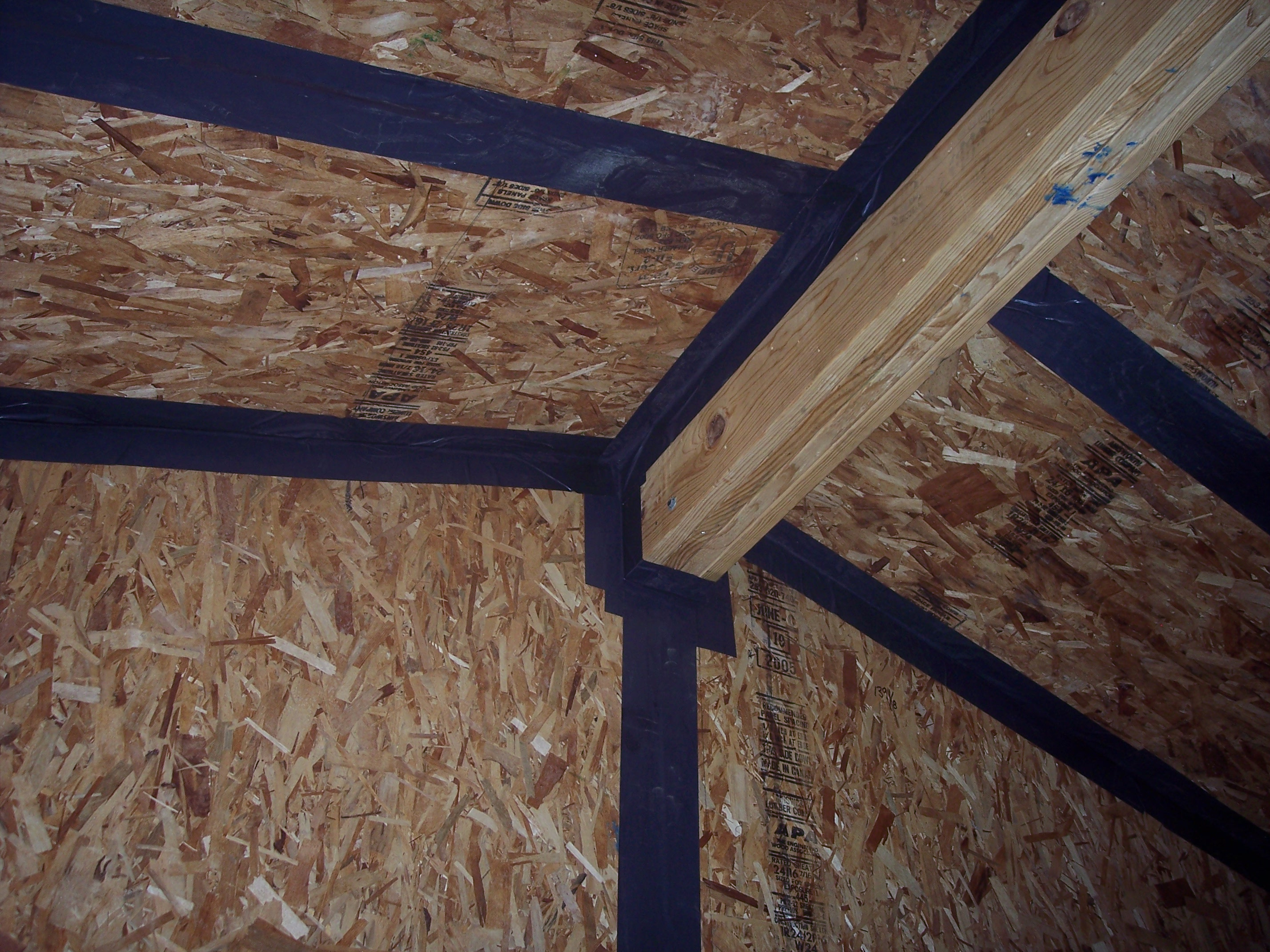 Structural Insulated Panels Sips Seams Building