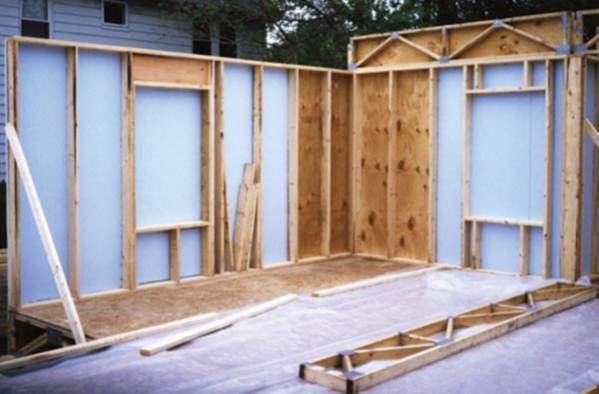 Wall Framing advanced framing: minimum wall studs | building america solution
