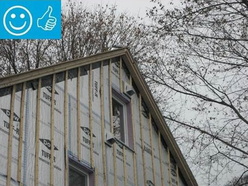 Rigid Foam Insulation For Existing Exterior Walls