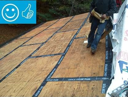 Water Managed Roof Re Roofing Sloped Roof Building