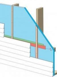 Exterior Insulation Sheathing U003d