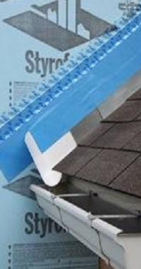 Step And Kick Out Flashing At Roof Wall Intersections