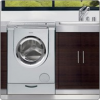 Highly efficient ENERGY STAR clothes washers reduce water and energy usage.