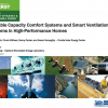 Variable Capacity Comfort Systems and Smart Ventilation Systems in High-Performance Homes