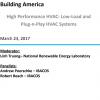 High Performance HVAC: Low-Load and Plug-n-Play HVAC Systems