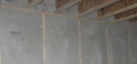 Basement Wall Insulation