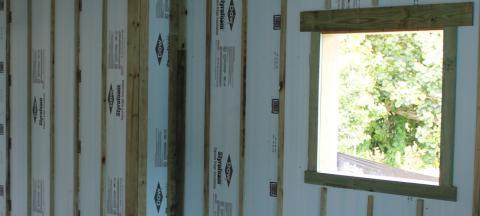 Masonry Wall Insulation