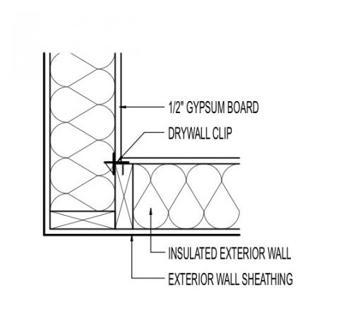 Advanced Framing: Insulated Corners | Building America Solution Center