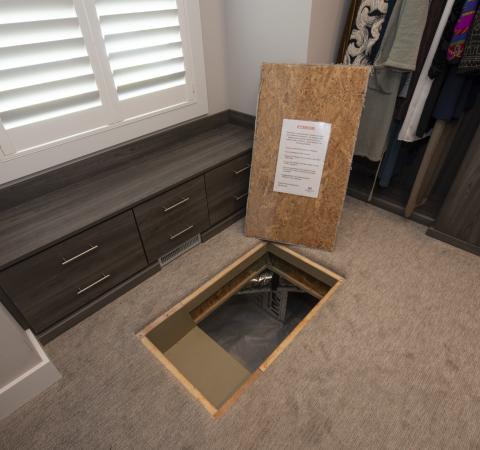 Unvented Insulated Crawlspaces