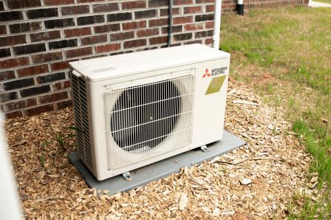 Mini-Split (Ductless) Heat Pumps | Building America Solution