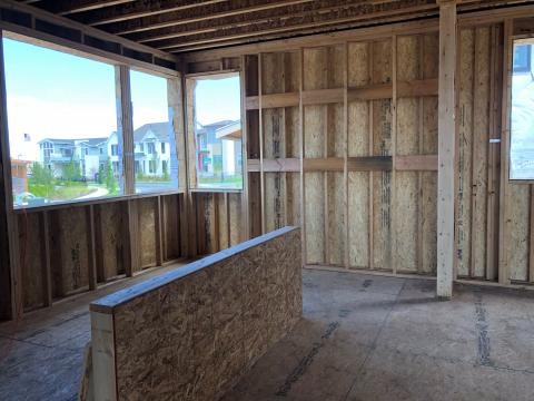 Double Walls | Building America Solution Center