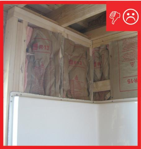 wrong u2013 insulation has compression and