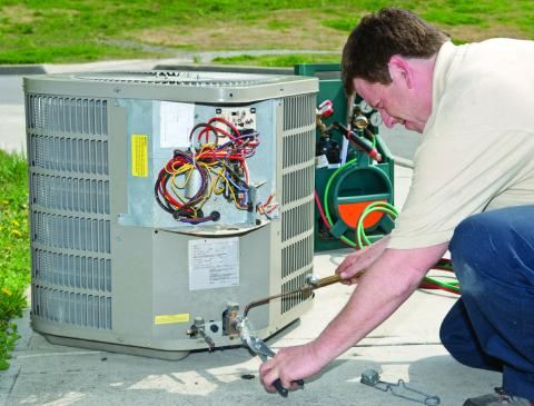 Proper refrigerant charging is critical to maximizing performance for compression cooling systems