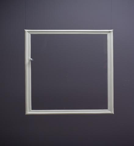 For factory-made interior removable storm windows, follow the manufacturer's instructions for measuring the window frame