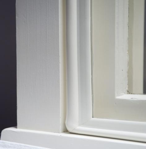 Interior removable storm windows should fit snuggly into the window ...