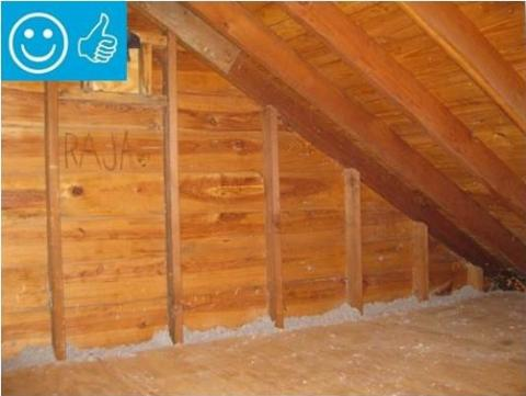 Blown insulation for existing vented attic building america courtesy solutioingenieria Image collections