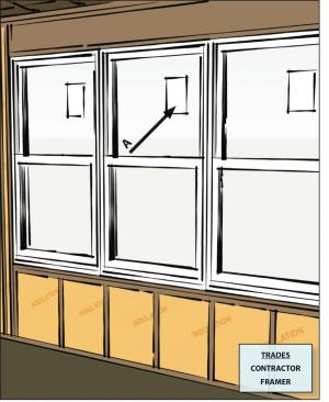 Choose high-performance ENERGY STAR-rated windows.