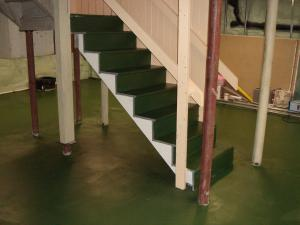 Exceptionnel Retrofit A Basement Floor Or Slab To Reduce Moisture Issues, As Follows: