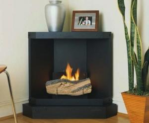 Unvented gas fireplaces release combustion byproducts into the living space, they should not be installed.